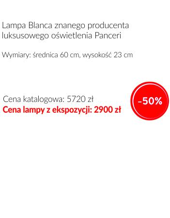 lampa Blanca Panzeri