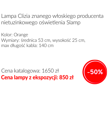 lampa Clizia Slamp