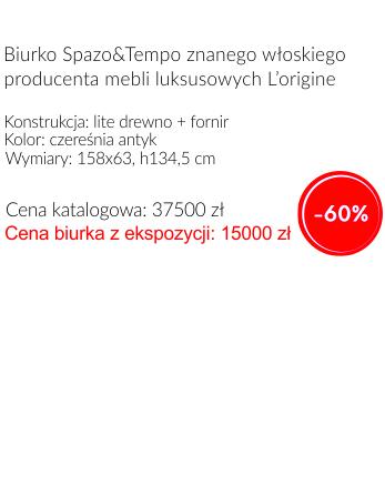 biurko l'origine